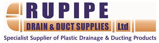 Rupipe specialist in drainage and ducting products